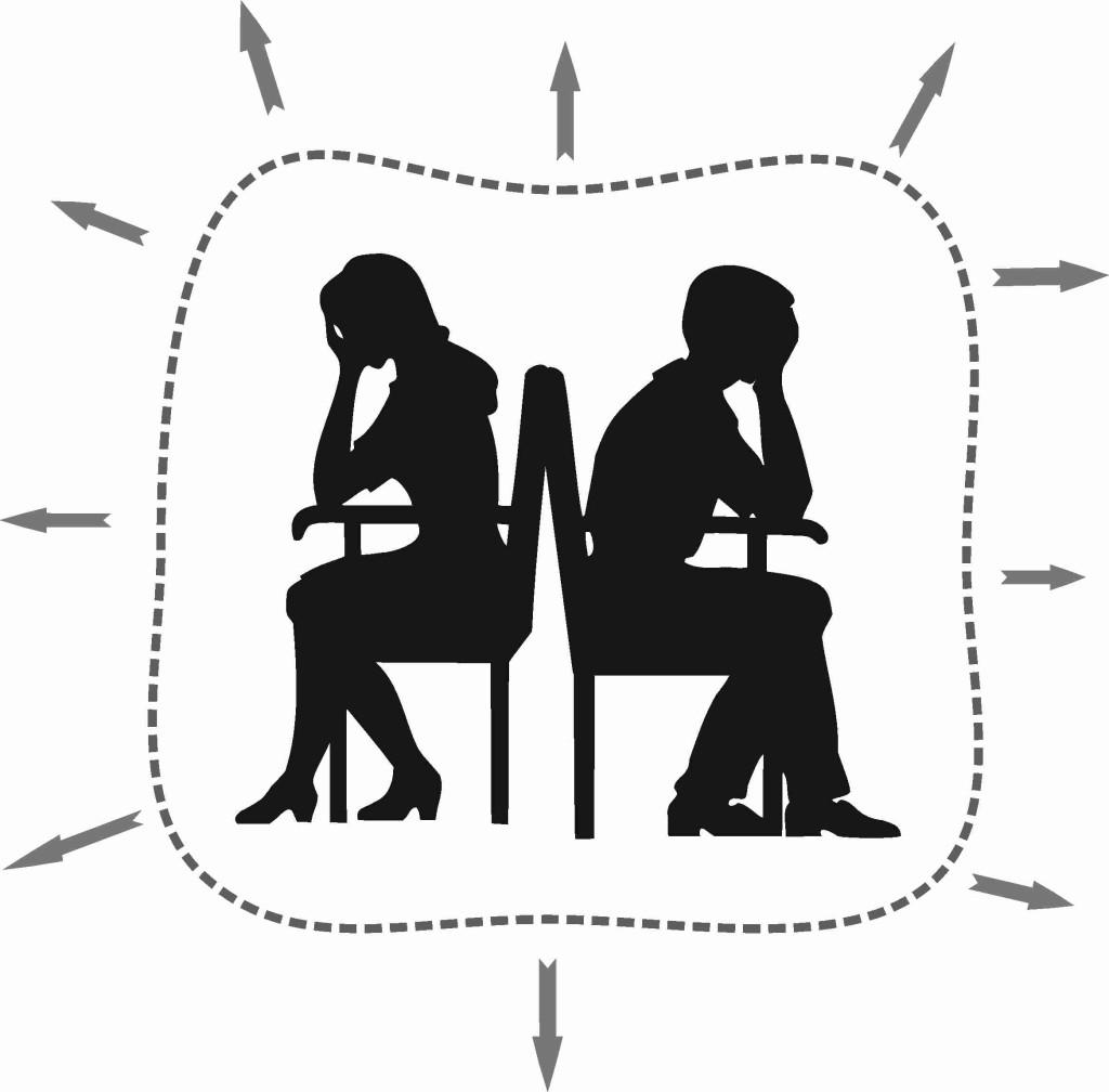 кризис между мужчиной и женщиной
