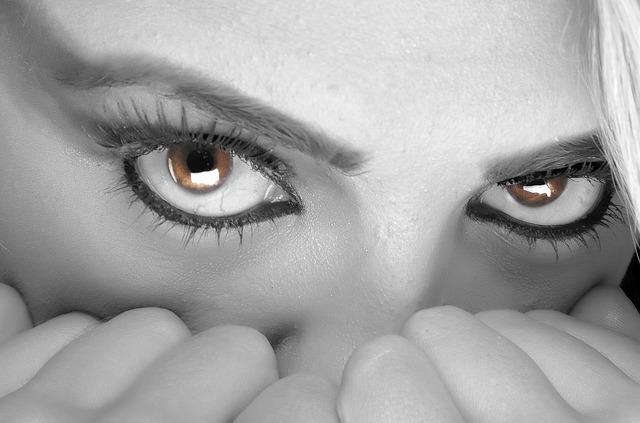 Глаза, страх